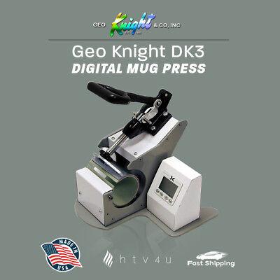 Geo Knight Dk3 Digital Mug Heat Press