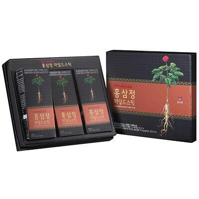 [Express] Chamdahan Korean Red Ginseng Mild Stick 30 pouches / Ginsenoside 6.5mg