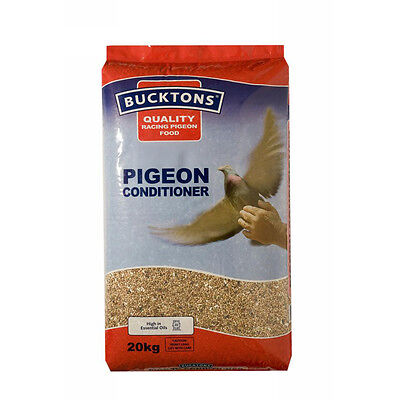 PIGEON FOOD / FEED Bucktons Pigeon Conditioner / Trapping Mix Feed 20kg (BUC006)