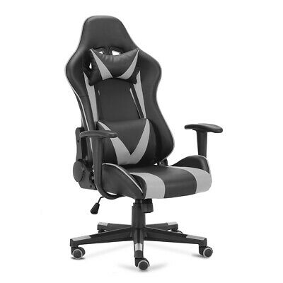 Office Gaming Chair High Back Racing Computer Desk Adjustable Swivel Ergonomic