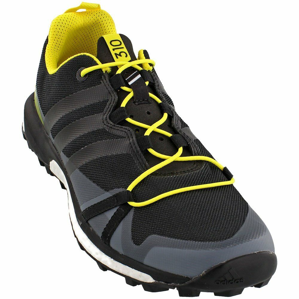 adidas TERREX AGRAVIC  Casual Running Trail Shoes - Grey - Mens