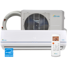 18000 Ductless Mini Split AC Heat Pump ENERGY STAR by Senville