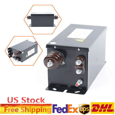 High Voltage Electostatic Transformer Core Test Coil Experiment 15kv 30ma 450w