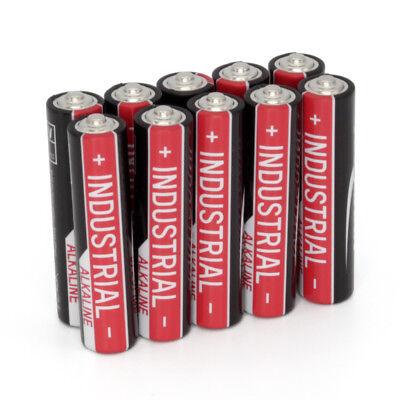 ANSMANN Industrie Alkaline Batterie Micro AAA 1501-0009 (10er Pack) Industrie Alkaline-batterien