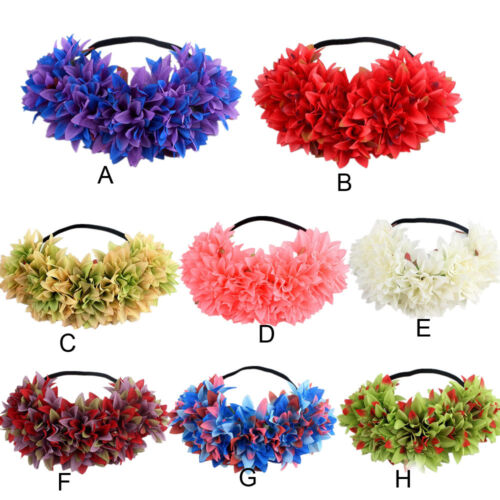1PC Halloween headband yak horn hair tiara headband hair hoop Headdress HY