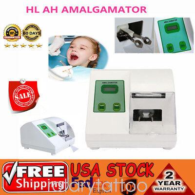 Dental Lab Amalgamator G5 Digital Capsule Mixer Hl-ah Blender Mixer Amalgam 110v