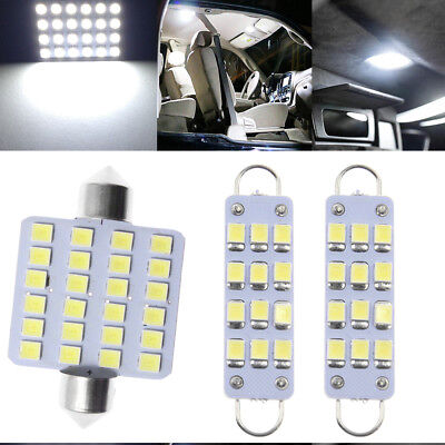 2 Map 1 Dome LED interior light Lamps fits 88-98 Chevy Silverado GMC Sierra