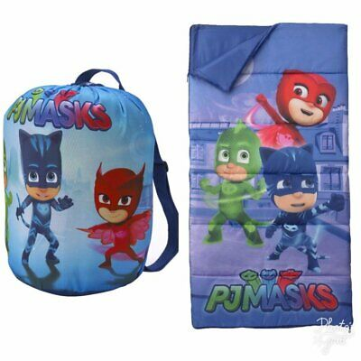 Kids Sleeping Bags (PJ Masks Kids Sleeping Bag and Carry)