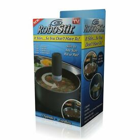 Unopened New Innovations Robostir