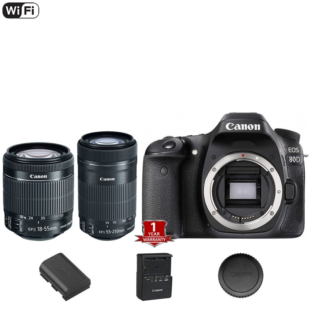 Canon EOS 80D from Deals All Year
