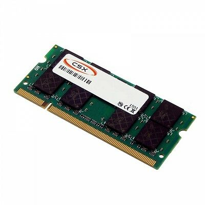 533 1gb Sodimm Notebook Speicher (1GB, 1024MB Notebook RAM-Speicher SODIMM DDR2 PC2-4200, 533MHz 200 pin)