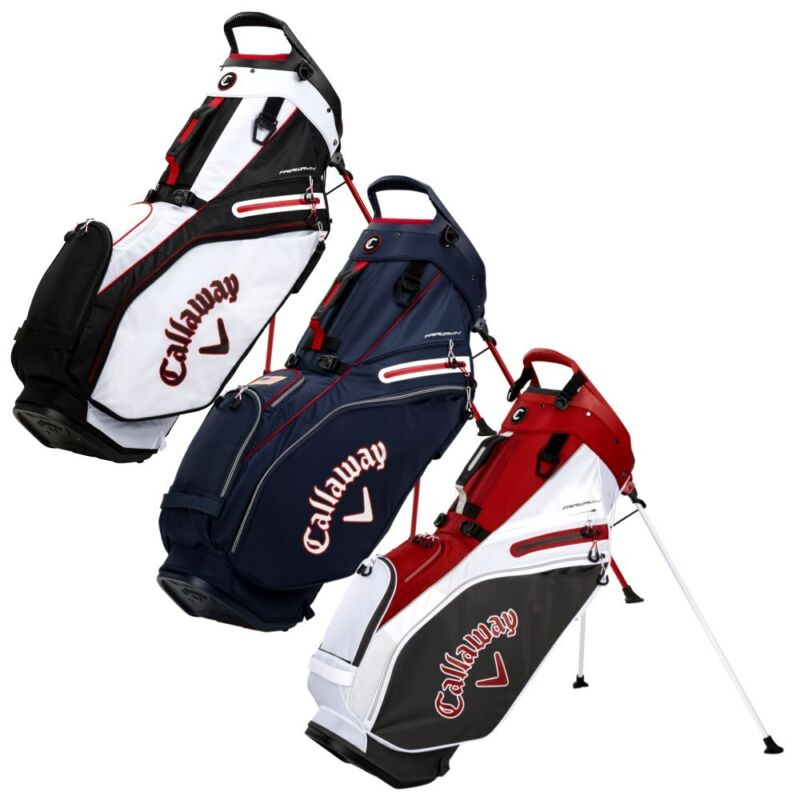 NEW Callaway Golf 2021 Fairway 14 Stand / Carry Bag - Pick the Color!