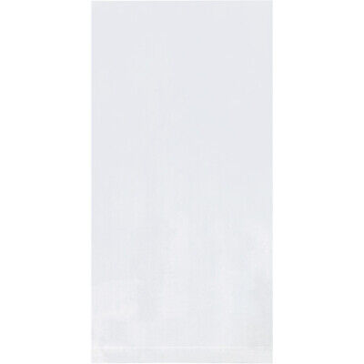 Clear Flat Poly Bags 3