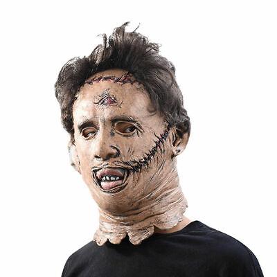 Halloween Texas Chainsaw Massacre maschera Mask Leatherface Killing Cosplay