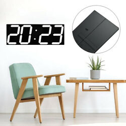 Big Digital Wall Clock Large LED Display School Office Electronic w Countdown US