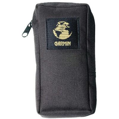 Garmin 010-10117-02 Black Nylon Carrying Case Gps12