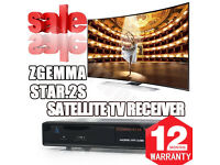 ZGemma H.2H COMBO SATELLITE CABLE 12 MONTHS WARRANTY GIFT FULL HD FREE WIFI