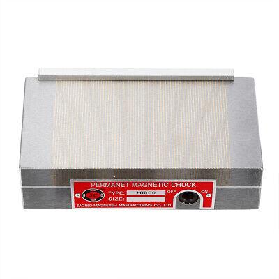 Sale Workholding 4x7 Permanent Magnetic Chuck Surface Grinder Us Seller