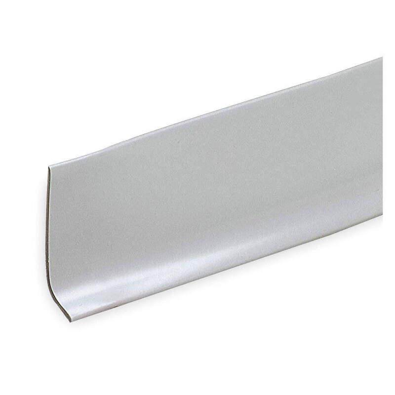 """GRAINGER APPROVED 2RRX4 Tub Shower Base Molding,60"""" L"""