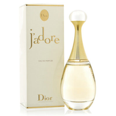 Dior J'adore Eau De Parfum Floral Perfume Purse Travel Splash 0.17 oz NEW ()