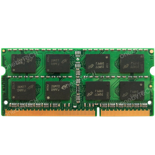 US 4GB PC3-8500S DDR3 204pin RAM Fr MacBook Pro 2009 2010 2011 A1297 A1286 A1278