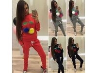 Brand new womens tracksuits