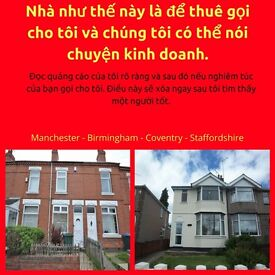 3/4 BEDROOM HOMES ALL OVER LIVERPOOL TO RENT - GỌI ME NẾU BẠN MUỐN HOMES