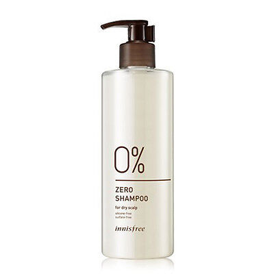 Innisfree :) NEW Zero Shampoo [For Dry Scalp] 400ml