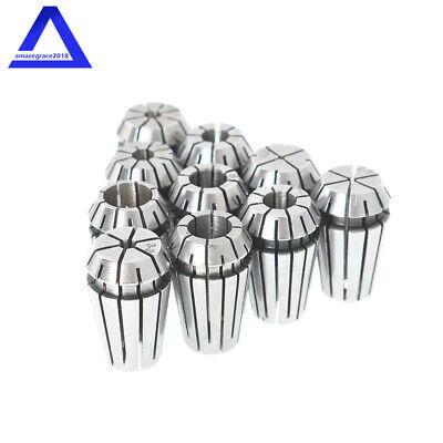 1-10mm Er16 Spring Collet Set Cnc Milling Lathe Tool 10pcs