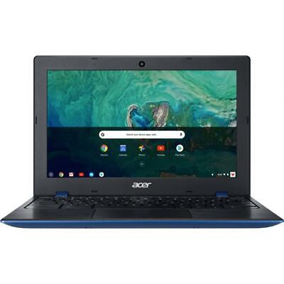 "ACER Chromebook 11.6"" Celeron N 4GB 32GB SSD Laptop - Blue"