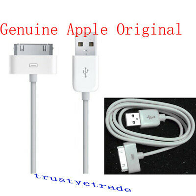 Apple iPod Dock Connector to USB 2.0 Cable for iPod and iPhone4 4S (White) -UKSF ()