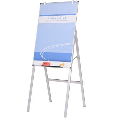 Viz-pro Adjustable Whiteboard H-type Dry Erase Board Magnetic 24 X 36 Inches