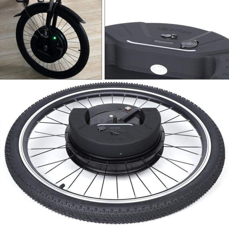 "36V Front Wheel Electric Bicycle Motor Conversion Kit 800W E-Bike Hub 24""/700C"