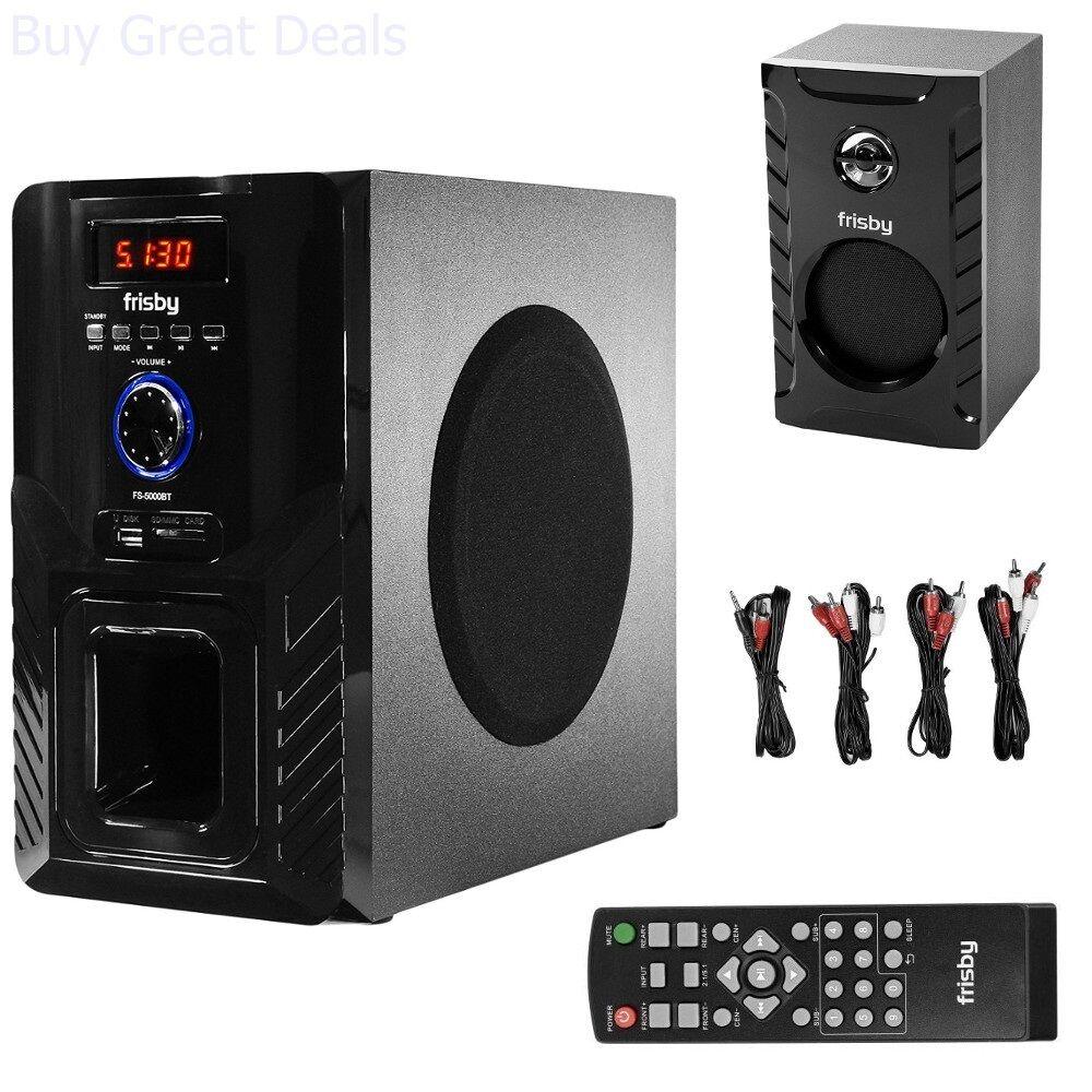 bluetooth 5 1 ch surround sound wireless home theater. Black Bedroom Furniture Sets. Home Design Ideas