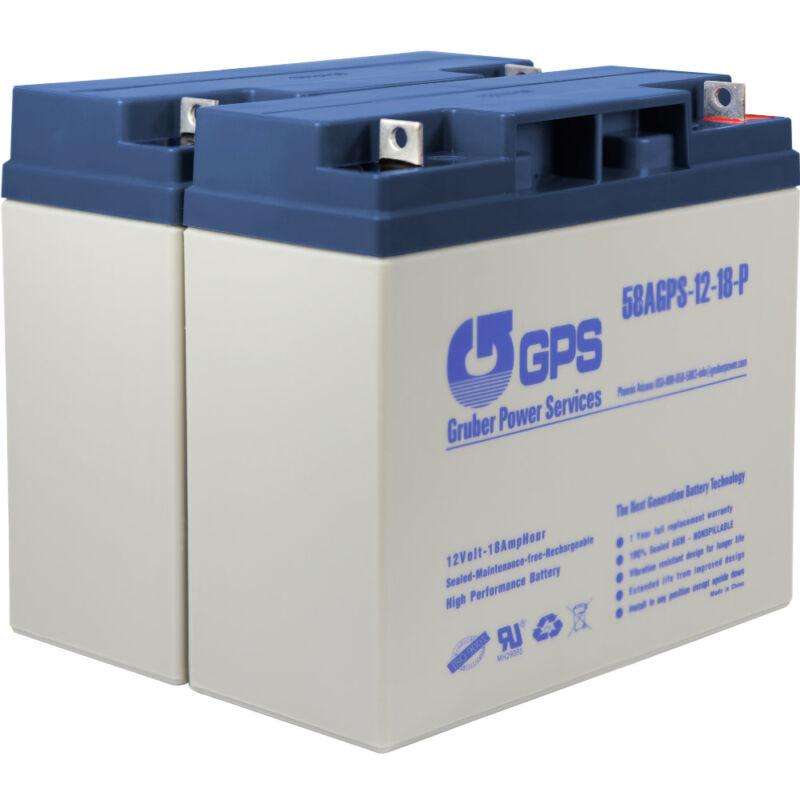 Harvard HBU-RBC7 Replacement Battery for APC SU1250