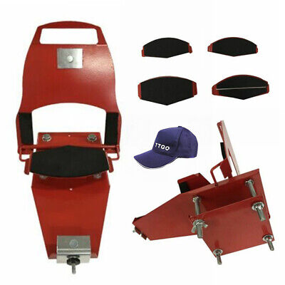 Hat Champ All Screen Printing Press With Std Interchangeable Platen 6x3.375 Us