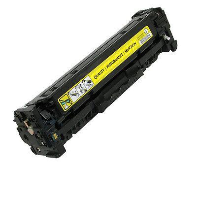1PK CF212A 131A Yellow Toner Cartridge For HP LaserJet Pro 200 Color M251n M276n