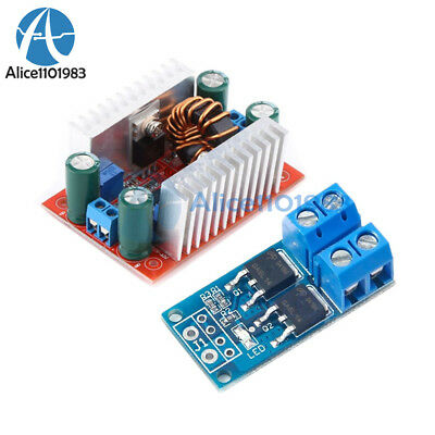 Dc 400w 15a Step-up Constant Current Power Supply Led Driver Boost Converter
