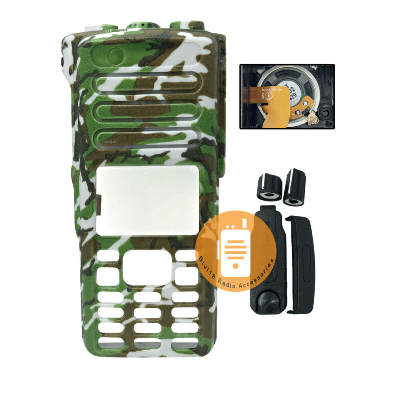 XPR 7550e Replacement Housing Case For Motorola XPR7550e With Speaker Camouflage
