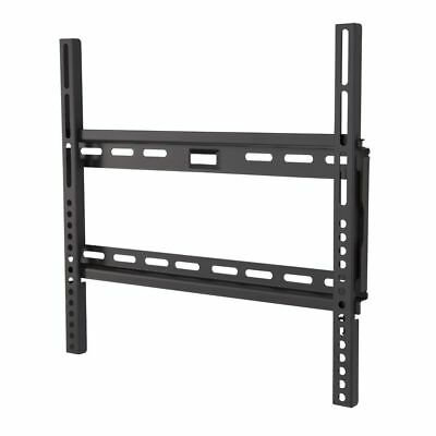 "TV Wall Mount Bracket Flat To Wall Slim from 26""-55"" inch LCD LED OLED Curved TV"