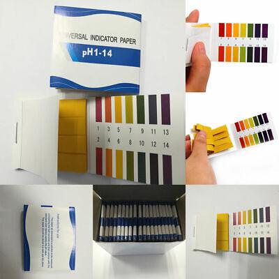 800 Strips Full Range Ph Alkaline Acid 1-14 Test Paper Water Litmus Testing Kit
