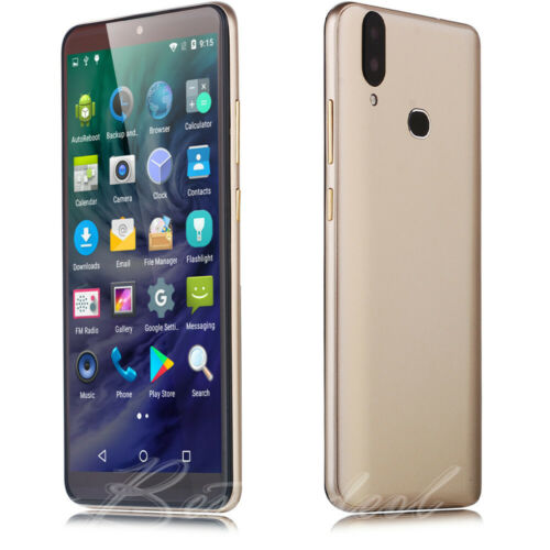 """Android Phone - Hot Android8.1 Unlocked 6.0"""" Mobile Smartphone Quad Core 2SIM 3G/GSM Cell Phones"""