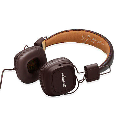 For Marshall Major I Remote Headphones With Mic Noise Deep Bass DJ Hi-Fi Headset