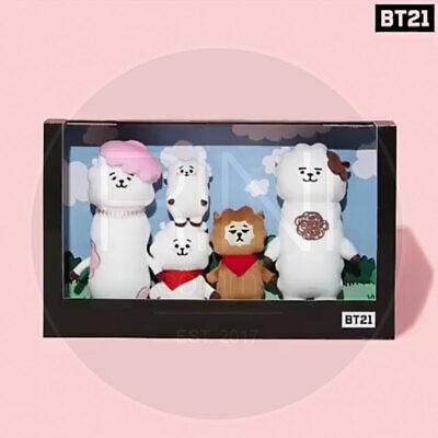 BTS BT21 Official Authentic Goods RJ Doll SET Universe Ver  + Tracking Number