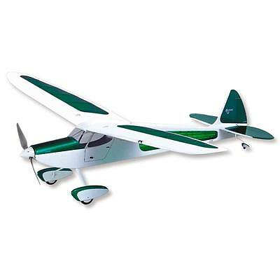 SIG Rascal RC Remote Control Balsa Wood Electric / Nitro Airplane Kit SIGRC80