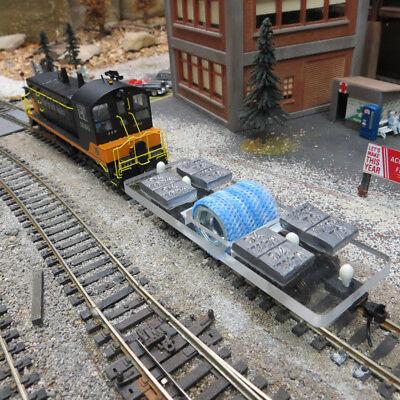 Model Railroad Track Cleaner