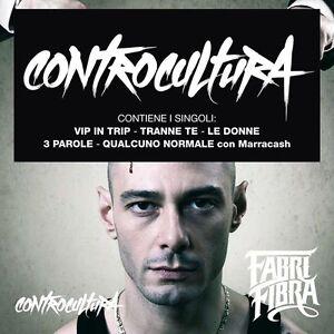 FABRI FIBRA - CONTROCULTURA - Italia - FABRI FIBRA - CONTROCULTURA - Italia