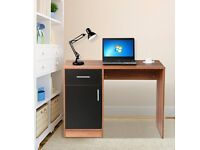 High quality wooden desk with drawer and cupboard BRAND NEW