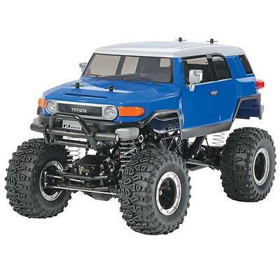 NEW Tamiya 1/10 Toyota FJ Cruiser CR-01 Kit 84411