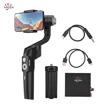 MOZA MINI-S HANDHLED GIMBAL STABILIZER FOR IPHONE X/XS/8/8 P